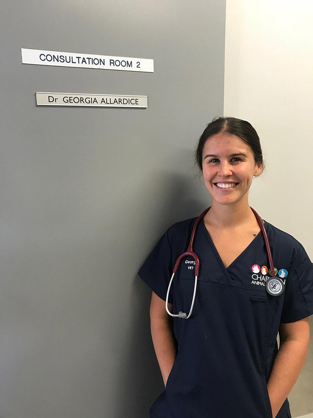 Dr. Georgia Allardice