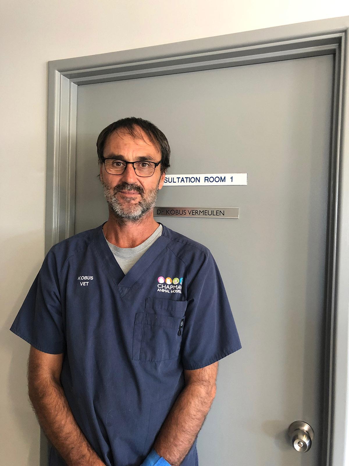Dr. Kobus Vermeulen